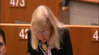 European Investment Bank (EIB) helps export jobs not create them - Marta Andreasen MEP