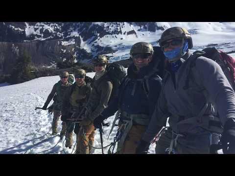 American Alpine Institute Climbing