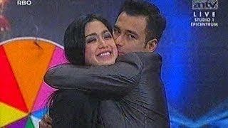 Repeat youtube video Gila Raffi Ahmad Peluk Erat dan Ciuman dengan Jessica Iskandar @Pesbukers 4 Januari 2013
