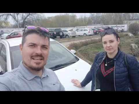 Поздравляем Екатерину с приобретением Chevrolet Aveo!  Отзывы Автосалон Boston Волгоград