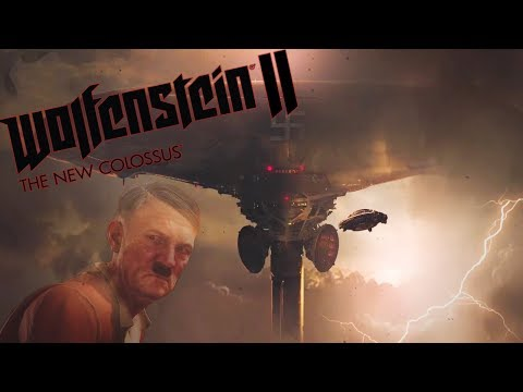 ►To SPAACEEEE, To Jupiter to Star in a Movie! | Wolfenstein II: The New Colossus
