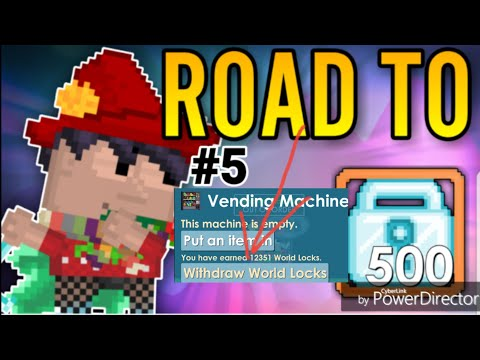 Road To 500Dls #5 [ Making 120DLs] Profit - Growtopia