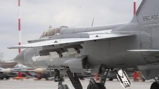 Льотно-тактичне навчання з льотчиками Міг-31БМ в Астраханській області