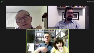 Live IPH 16/10/2020 - Bate-papo com os Pastores