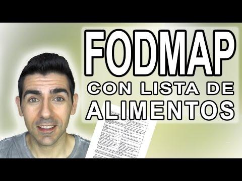 Dieta Fodmap Con Lista De Alimentos Para Recuperarse De Colon