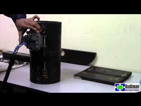 Phased Array Ultrasonic Testing (Budiman Inspection)