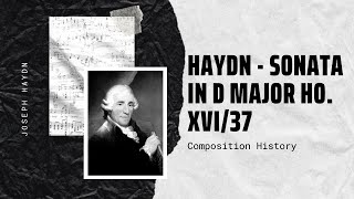 Haydn - Sonata in D Major Ho. XVI/37