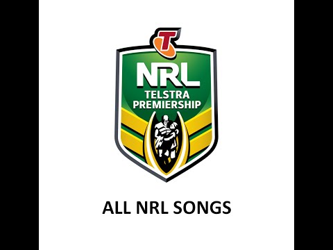 All NRL club songs 2015