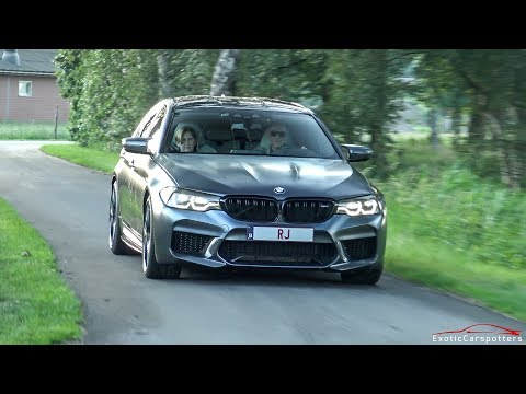 Sportscars Accelerating - Armytrix M2, GT3 RS, Decat Fi M3, M5 F90, Camaro ZL1, Akrapovic M2,...