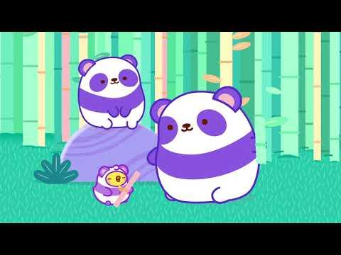 Molang & Piu Piu - Jungle Pets | #cutecartoon #funnycartoon #MyBestPets - Cartoon for kids