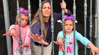 ME VOY DE CASA Y DEJO ENCERRADAS A MIREIA GISELE Y CLAUDIA Itarte Vlogs