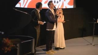 Алексей Воробьев на фестивале Кинорюрик-2014 в Швеции