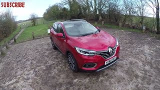 2019 RENAULT KADJAR 1.3 TCE POV Test Drive Review Acceleration 0-60 By ORC