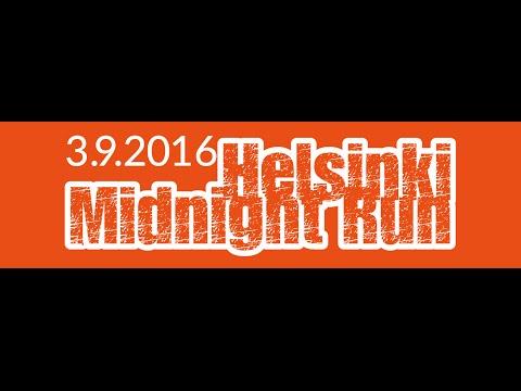 Midnight Run Helsinki 3.9.2016