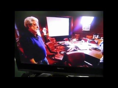 Guy tells George Lucas that Jar Jar was a mistake
