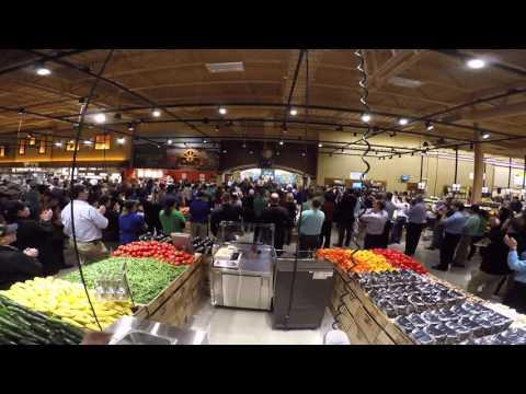 Wegmans Concordville Grand Opening
