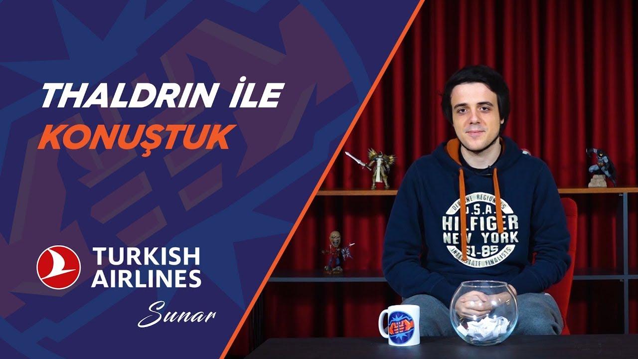 E Spor Türkiye, Espor kariyerine ara veren Thaldrin ile konuştuk