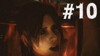 Tomb Raider Gameplay Walkthrough Part 10 - A Friend In Need (2013)