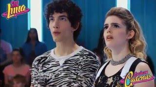 Soy Luna Ramiro Y Yam Bailan Cuando Bailo En La Competencia
