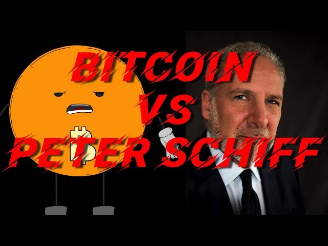 A Challenge To Peter Schiff