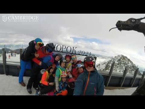 Ski and Snowboard Trip
