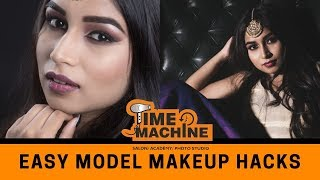 MAKEUP TRAINING BY MAKEUP STUDIO IN TIME MACHINE ACADEMY