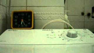 Gala GL605T inferior washing machine (3) - Final rinse & spin 最後過水 脫水