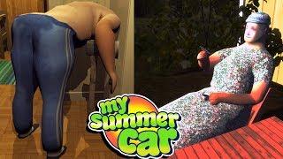 My Summer Car Türkçe //  ÖNCE DOMALTTIM SONRA YOK ETTIM #61