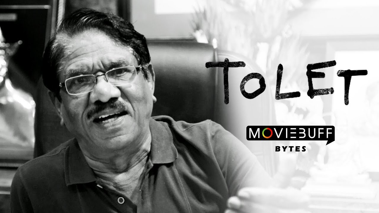 Tolet | Moviebuff Bytes - Director Bharathiraja | Chezhian | Prema Chezhian | Tapas Nayak