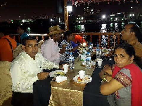 Nutricharge Dubai Trip Cruise Dinner With Enjoy Rcm Top Leader