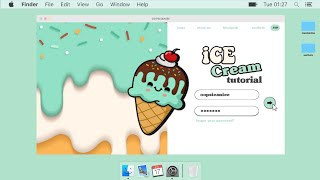 BLACKPINK ICE CREAM INTRO TUTORIAL 🍨 | how to edit aesthetic blackpink ice cream intro