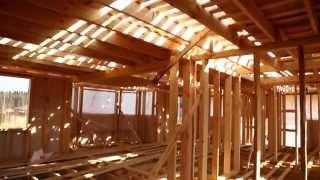 Строительство Каркасных домов - Тот самый дом(Технология строительства домов с помощью сэндвич-панелей начала применяться в Канаде в послевоенное время..., 2014-04-21T09:36:49.000Z)