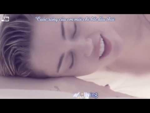[Vietsub + Kara] Miley Cyrus - Adore You
