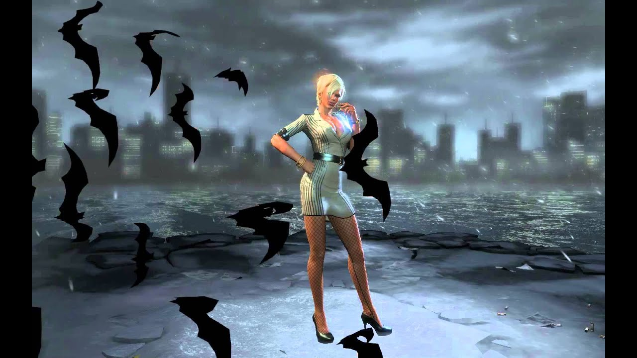 Batman Arkham Origins All Character Trophies - YouTube