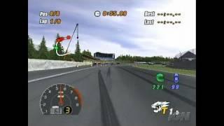 Alfa Romeo Racing Italiano PlayStation 2 Video - Give it