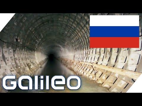 Lost Places Russland: Darum ist die sibirische U-Bahn in Omsk heute ein verlassener Ort | Galileo
