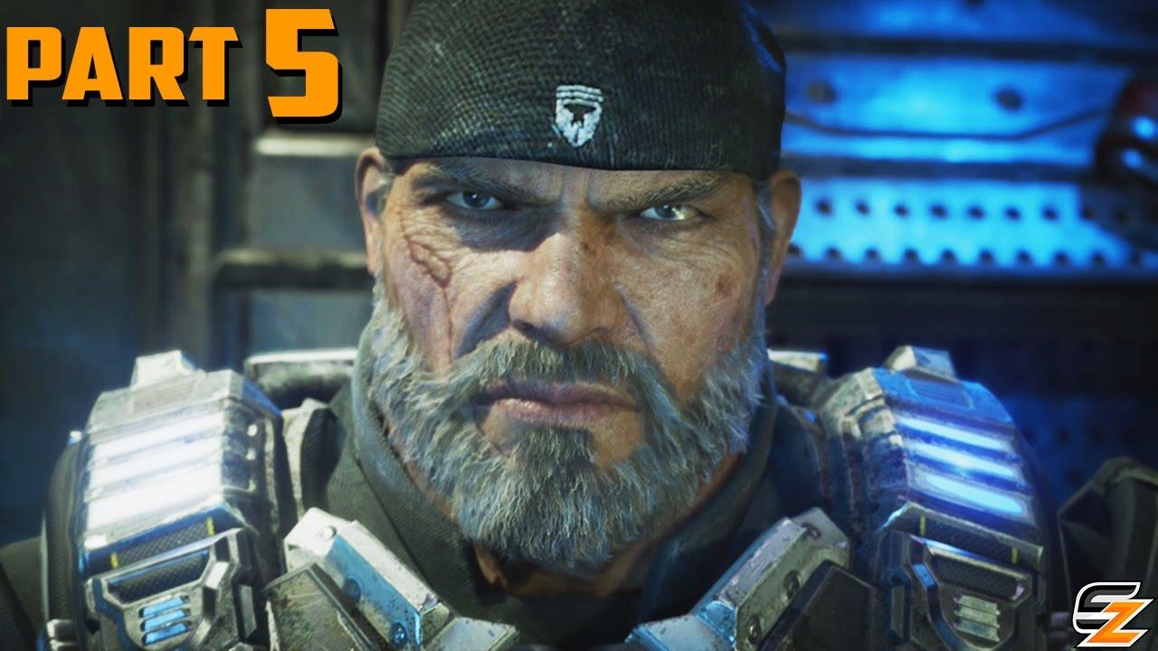 Gears Of War 4 Gameplay Walkthrough Part 5 Marcus Fenix Gears Of War 4 Campaign