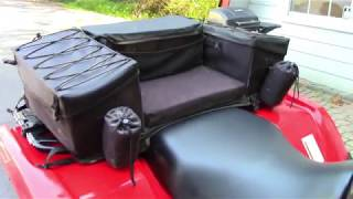 ATVTogether * QuadBoss ATV Rear Seat Review