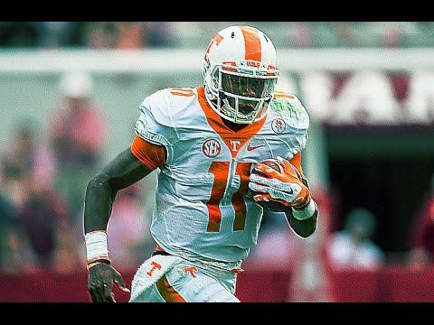 Josh Dobbs || Tennessee QB Highlights ᴴᴰ