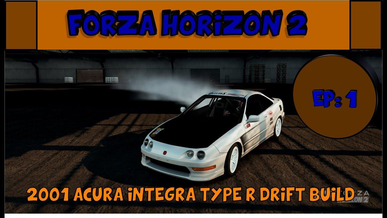 Forza horizon 2 drift build на пк скачать