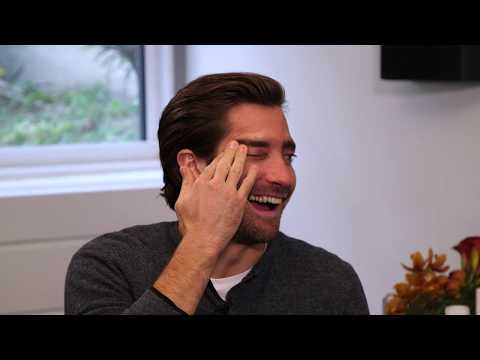 Jake Gyllenhaal hysterical interview
