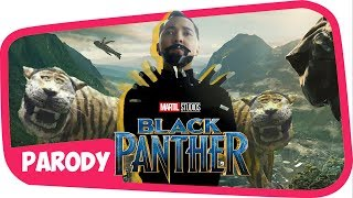 Download Video BLACK PANTHER PARODY Wkwkwkwk [ Kompilasi ] MP3 3GP MP4