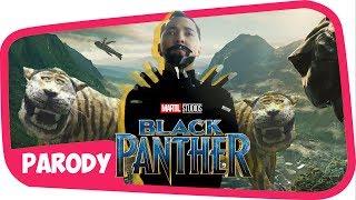 BLACK PANTHER PARODY Wkwkwkwk [ Kompilasi ]
