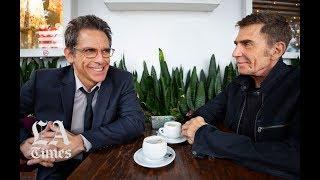 Ben Stiller and Jerry Stahl: A meeting of the minds