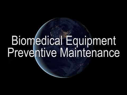Biomedical Equipment Preventive Maintenance Medical Equipment Repair Calibration Preventive