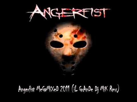 Angerfist - Angerfist MeGaMiXeD 2011 (iL GrAnDe Dj MiK Rmx).wmv