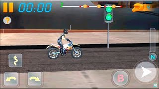 Bike Racing 3D - Port Level 12 - 15 - Gameplay Android game