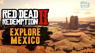 Red Dead Redemption 2 - How to get to Mexico and Guarma