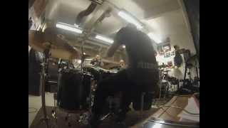Ravage Machinery - Evolution Of Malevolence (Rehearsal drumcam)