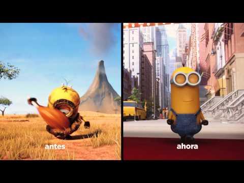 Invitado Especial Cinemex Payback - Minions